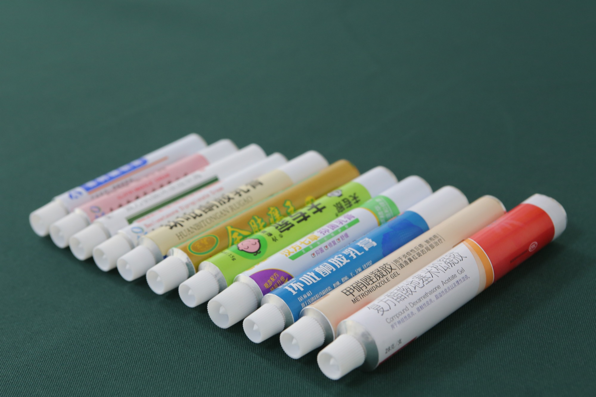 Medicinal Ointment & Cream Tubes Packaging Requirements